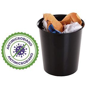 Gettacarte antimicrobico, Nero opaco