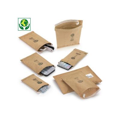 Pochette matelassée papier 65 % recyclé Jiffy Green##Gewatteerde papieren envelop 65% gerecycleerd Jiffy Green