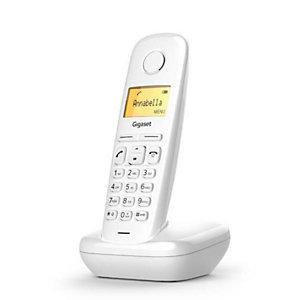 Gigaset, Telefonia fissa, Gigaset a 170 white, S30852H2802K102