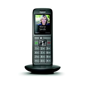 Gigaset Téléphone sans fil CL660HX, combiné supplémentaire - Anthracite