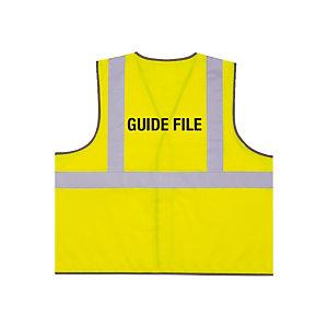 Gilet de signalisation Guide File
