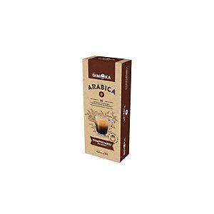 GIMOKA Capsule per caffè espresso Arabica, Compostabili, 10 dosi, Compatibili Nespresso®*
