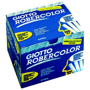 """GIOTTO Gessi """" Robercolor"""" - Colore bianco (confezione 100 pezzi)"""