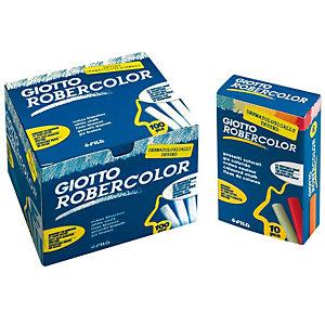 """GIOTTO Gessi """" Robercolor"""" - Colori assortiti (confezione 10 pezzi)"""