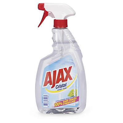 Spray nettoyant vitre Ajax, 750 ml##Glas- und Fensterreiniger Ajax, 750 ml