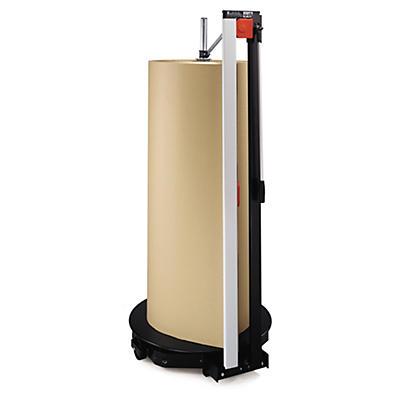 Golvdispenser för enkelwell och kraftpapper - Hüdig + Rocholz