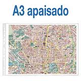 GRAFOPLAS Funda perforada, A3, polipropileno, 11 orificios, rugosa, transparente