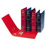 GRAFOPLAS Senator archivador de palanca Folio rojo