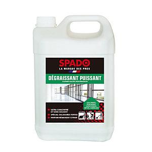 Dégraissant puissant Spado Pro 5 L
