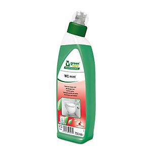 GREEN CARE Detergente per WC alla menta WC mint, Flacone 750 ml