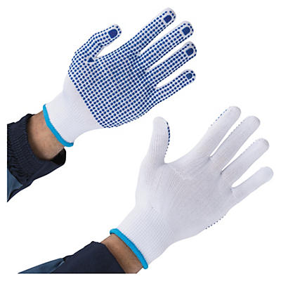 Grip work gloves