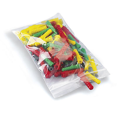 Sachet plastique zip 50 microns Raja##Gripzakje 50 micron Raja