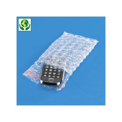 Großnoppige Luftpolsterbeutel Ø 18 mm mit Haftklebeverschluss