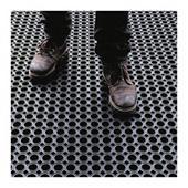 Gummiwaben-Fußmatte von NOTRAX