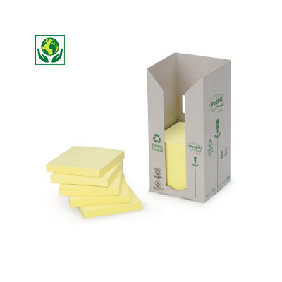 Haftnotizen Recycling Post-it 3M