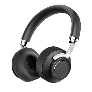 Hama AuricularesBluetooth Voice, micrófono, control por voz, negro