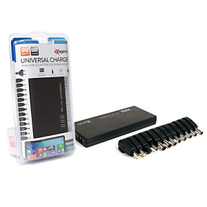 HAMLET Alimentatore Notebook Slim 90 W LCD (rif.XPWNB90ALCD)