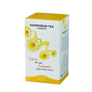 Hampstead Tea London Infuso organico Camomilla, 20 filtri