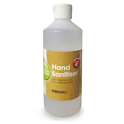 Hand Sanitiser Gel