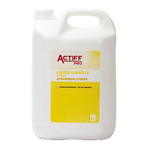 Handafwasmiddel Actiff Pro citroen 5 L
