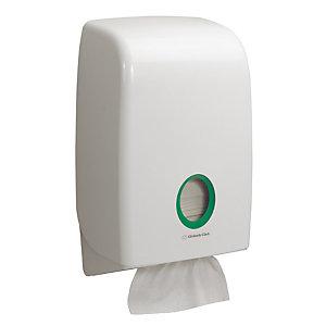 Handdoekjesverdeler Aquarius, verstrengelde vouw
