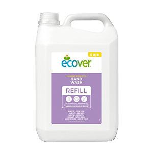 Handzeep Ecover lavendel parfum, per bus van 5 L