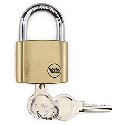Hangslot met sleutels