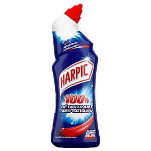 Harpic Gel WC 100% Détartrant - Flacon de 750 ml