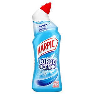 Harpic Gel WC auto-actif force Océane - Flacon de 750 ml