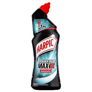 Harpic Power Plus Gel WC Désinfectant - Flacon de  750 ml