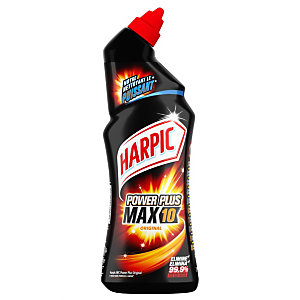 Harpic Power Plus Gel WC - Flacon de 750 ml