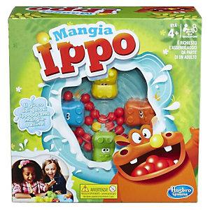 Hasbro, Giochi di società, Mangia ippo, 98936456