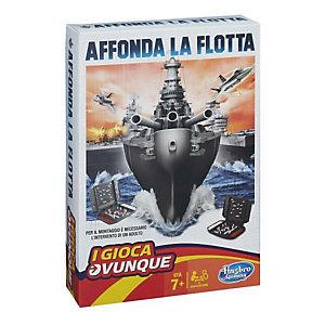 Hasbro, Giochi di società, Travel affonda la flotta, B0995103