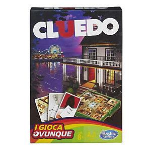 Hasbro, Giochi di società, Travel cluedo, B0999103