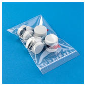 Heavy duty grip-seal polybags