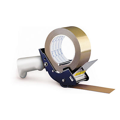 Heavy duty, low noise polypropylene packaging tape kit