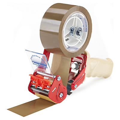 Heavy duty metal tape dispenser
