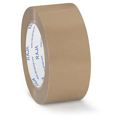Heavy duty vinyl packaging tape