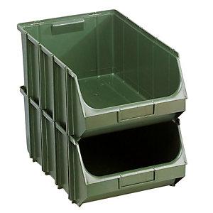 Hechtbaar bakje met schuine wand Union box 54 L