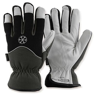 Helfodrad arbetshandske -Varm och slitstark handske