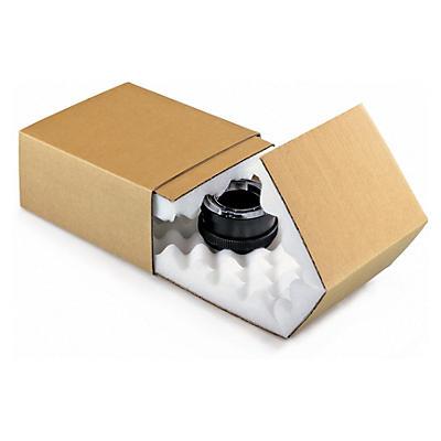 Boîte fourreau avec calage mousse réutilisable##Herbruikbare schuimbox