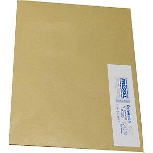 Herlitz 250 pochettes d'expédition avec fermeture adhésive, brun, sans fenêtre, C4