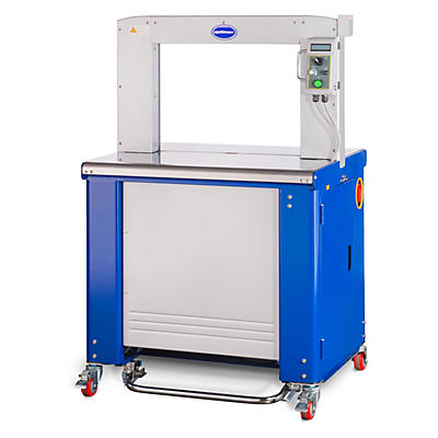 High performance automatic strapping machine