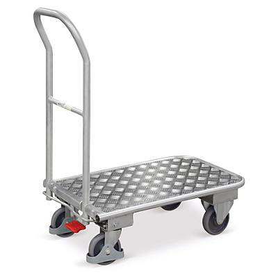 Hliníkový skladací vozík