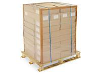 Hoekprofiel in gerecycleerd bruin karton