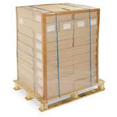 Hoekprofiel in gerecycleerd karton