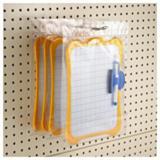 Højglans plastposer med eurohul