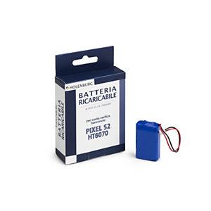 Holenburg Batteria ricaricabile per Conta-Rileva Banconote Pixel S2