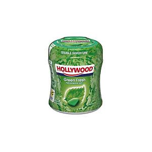 HOLLYWOOD Easy Box chewing-gum Green Fresh sans sucre - boîte de 60