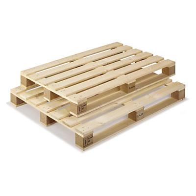 Holzpaletten für schwere Ladungen